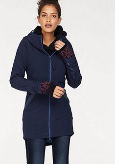 Bench Softshell kabát kontrasztszínű belső béléssel