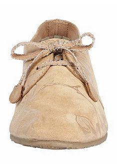 XYXYX fűzős cipő fémes nyomással