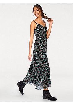 LINEA TESINI by Heine Vzorkované šaty s kvetinovým dizajnom