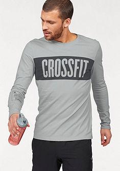 Reebok Tričko s dlouhými rukávy »CROSSFIT STRIPES LONGSLEEVE TEE«