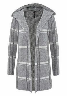 Key Largo Pletený sveter s kapucňou »COMMUNITY«