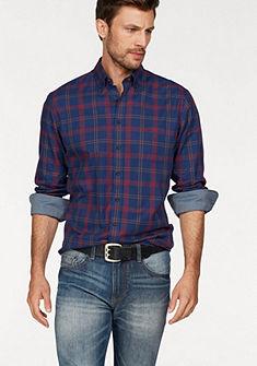 FYNCH-HATTON Kostkovaná košile