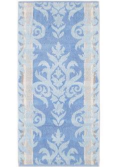 Cawö Vzorované ručníky »Noblesse Compliments Ornament«
