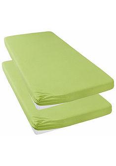 Napínací prostěradlo, my home »Jersey« na chránič matrace