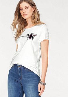 Vero Moda Tričko s okrúhlym výstrihom  »QUEEN BEE«