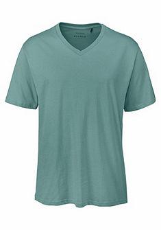 Schiesser Pánske tričko s výstrihom do V
