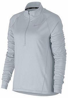 Nike Bežecké tričko »WOMEN NIKE TOP CORE HALFZIP MID«