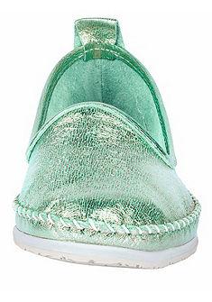 Andrea Conti belebújós cipő