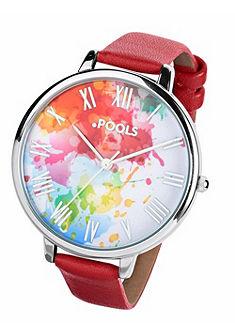 Pools Náramkové hodinky s barevnými odstíny