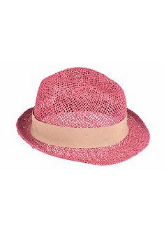 COLLEZIONE ALESSANDRO kalap szalaggal díszítve