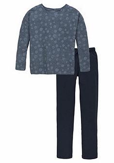 Schiesser Dlhá Pyžamo pro dívky