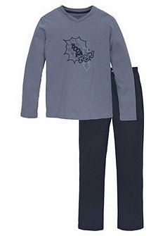 Schiesser Dlhá pyžama pre dievčatá