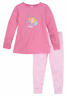 Schiesser Lillifee Dlouhé pyžamo pro dívky