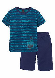 Schiesser Capt`n Sharky fiú rövidnadrágos pizsama