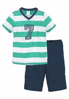 Schiesser Chlapčenská krátka pyžama