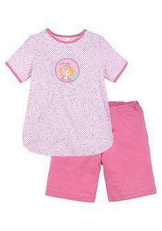 Prinzessin Lillifee Dívčí pyžamo krátké