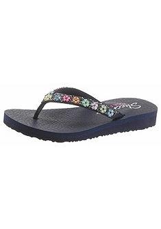 Skechers Meziprstní pantofle