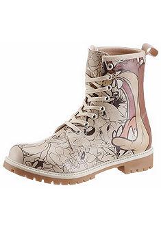 DOGO Šnurovacie topánky »všetci tu sú«
