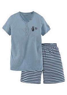 Schiesser Dívčí krátké pyžamo