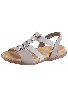 Rieker Pásikavé sandále