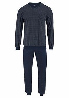 Ammann Dlhá pyžama s potlačou