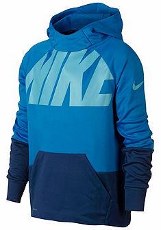 Nike kapucnis pulóver logó mintával »THERMA HOODIE PO GFX«