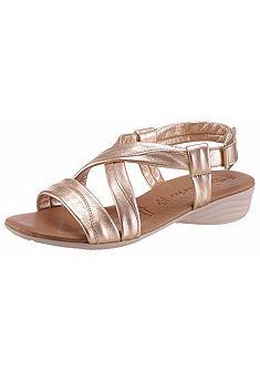 Tamaris Kožené sandále
