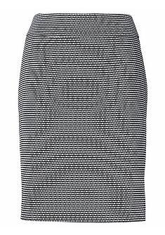 ASHLEY BROOKE by heine Úzka sukňa s tvarovacím efektom