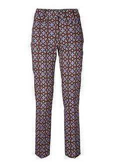 ASHLEY BROOKE by heine Vzorované kalhoty ve vrstveném vzhledu