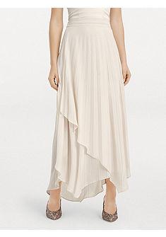 ASHLEY BROOKE by heine Plisovaná sukně, vrstvený vzhled