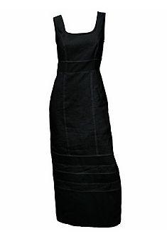 Patrizia Dini by heine Letné šaty s transparentnými šifónovými vkladm