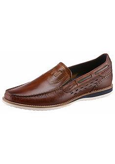 Daniel Hechter slip-on cipő, oldalán gumis pánttal
