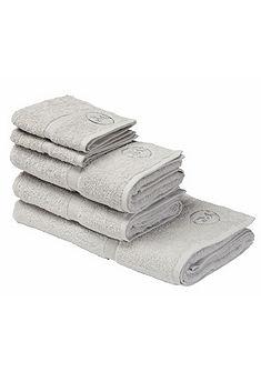 Souprava ručníků, GMK Home & Living »Bacary« s výšivkou loga
