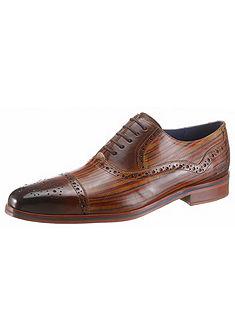 Melvin & Hamilton Šnurovacie topánky s dierkovaním »Lewis 36«