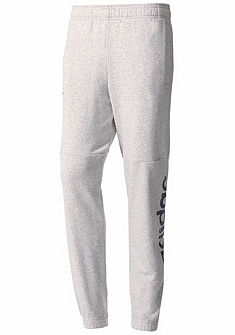 adidas Performance Nohavice na jógu »ESSENTIALS LINEAR TAPEREDFRENCH TERRY PANT«
