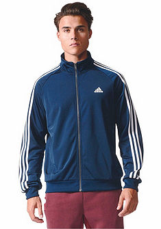 adidas Performance Mikina »ESSENTIAL 3 STRIPES TRACK JACKET TRICOT«
