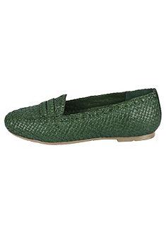 XYXYX Nazúvacie topánky s vypletaným vzhľadom