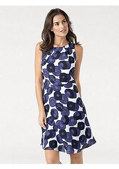 ASHLEY BROOKE by Heine Tvarovací vzorované šaty