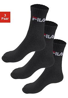 FILA Športové ponožky (3 páry) Unisex