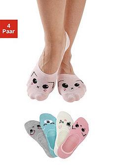 Arizona Kotníkové ponožky (4 páry)