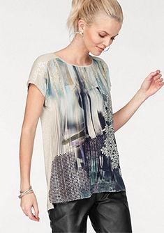 Laura Scott póló trendi nyomott mintával