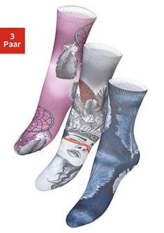 Arizona Ponožky (3 páry)