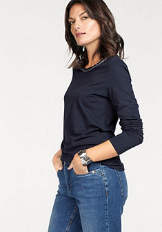 STOOKER WOMEN kereknyakú pulóver csillogó hatással