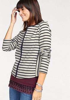 STREET ONE Pletený sveter