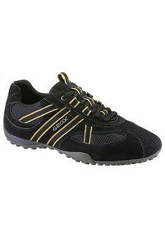 Geox fűzős sportos cipő velúrbőrből