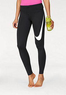 Nike Športové legíny »POWER ESSENTIALS TIGHT SWOOSH«