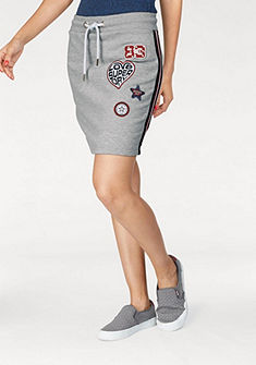 Superdry Bavlnená sukňa »PACIFIC MINI SKIRT«
