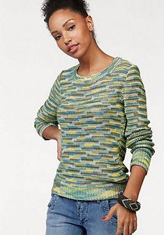 KangaROOS kereknyakú színes pulóver