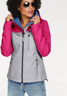 Superdry Krátký blejzr »HOODED RETRO WINDTREKKER«