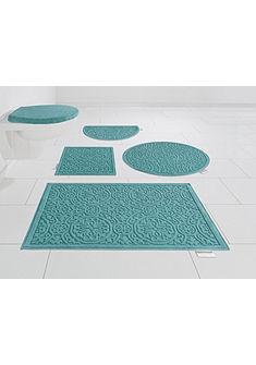 GMK Home & Living Kúpeľňová predložka »pastelová farba« výška 3 mm, protišmyková zadná strana
